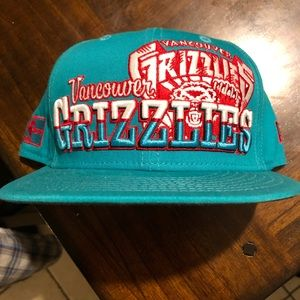 New Era Vancouver Grizzlies 9FIFTY SnapBack